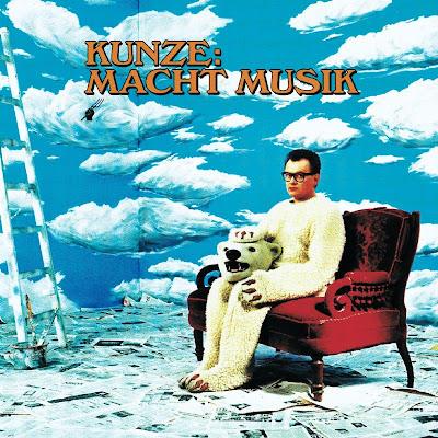 Cover LP Kunze: Macht Musik 1994