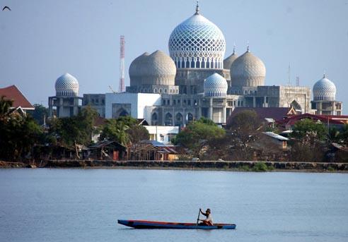 Islamic Centre di Lhokseumawe