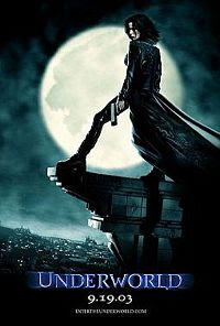2009 Movies - Underworld 1 not new movie poster