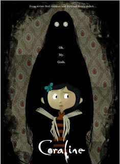 2009 Movies - Coraline 2009 movie cartoon