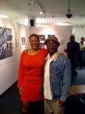 Bernice McFadden and Moi