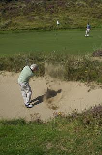 tom hodson wedge from irish bunker