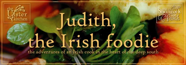 Judith, the Irish Foodie