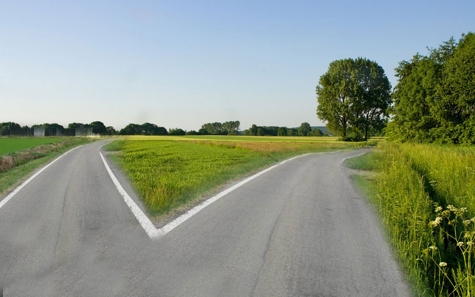 """two roads """"but with so many words having many meanings communication can be a bit precarious"""" someone left that comment on the two roads communications facebook page."""