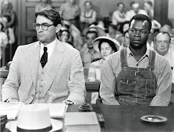 Atticus Finch with Tom Robinson