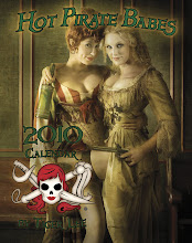 Buy dar original Pirate Pin Up Calendar