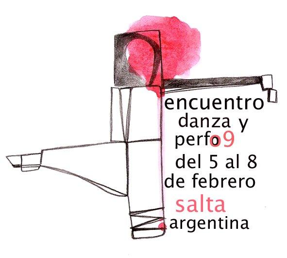 bievenidos! encuentro danza y performance 2009