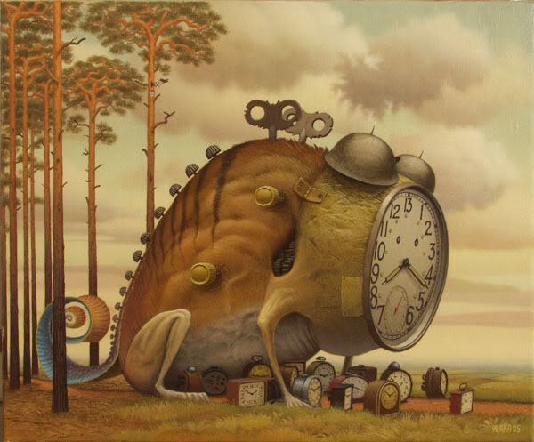 The Arrow of Time - A Physics Problem Solved by Biologists ...