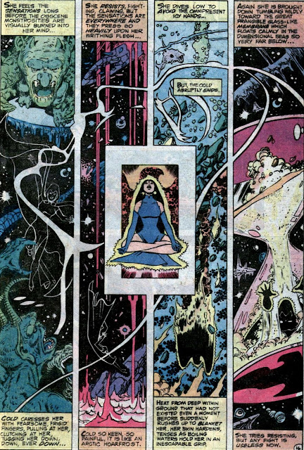 New+Teen+Titans+8 16+raven+ +Copy In 1982, Marvel and DC cleverly featured a once in a lifetime X men/Titans ...