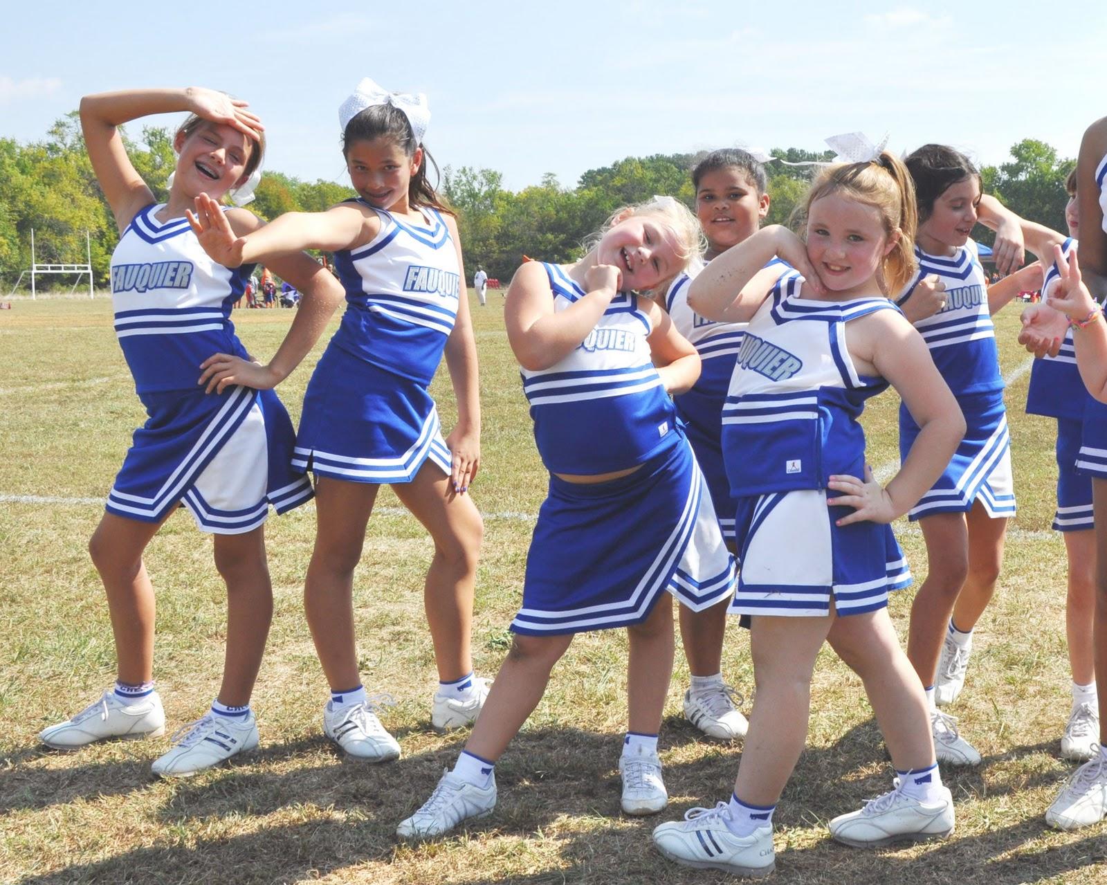 Cheerleaders Kids Cheerleaders, parents, kids