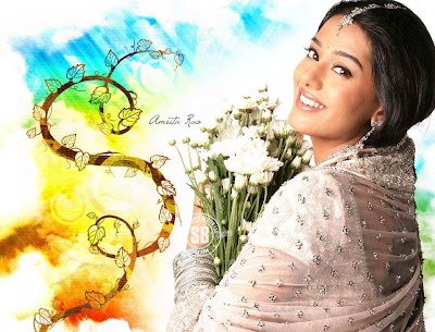 vivah wallpapers. amrita rao in vivah
