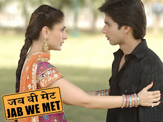 kareena kapoor with sahid in jab we met