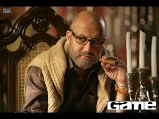 Anupam Kher in Game Movie