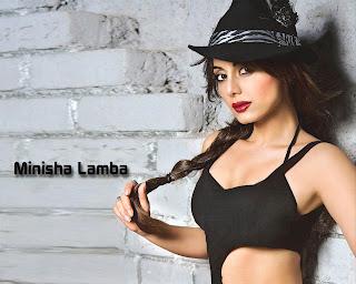 Minissha Lamba hot image