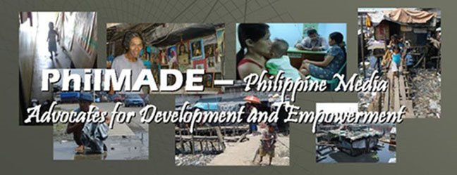 PhilMADE - Philippine Media Advocates for Development & Empowerment