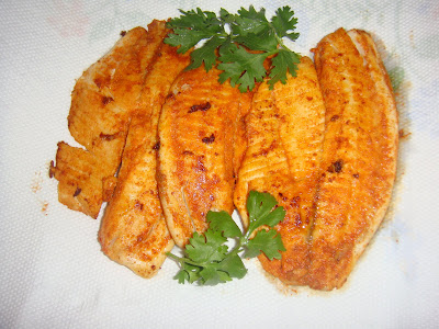 Recipes fried tilapia