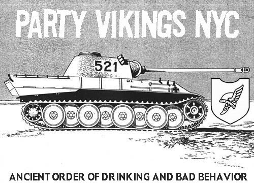 Party Vikings NYC