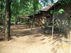 Salah Satu Lokasi Pembangunan Sarana Air bersih Di desa Gantar