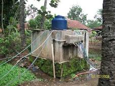 Lokasi Pembangunan Sarana Air Bersih Desa Bantarwaru