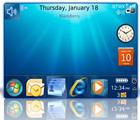 Descargar Temas Gratis para Blackberry windows 7