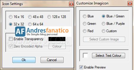 Convertir imágenes icono Windows gratis