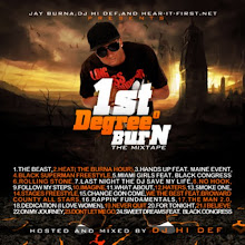 1st Degree Burn Mixtape