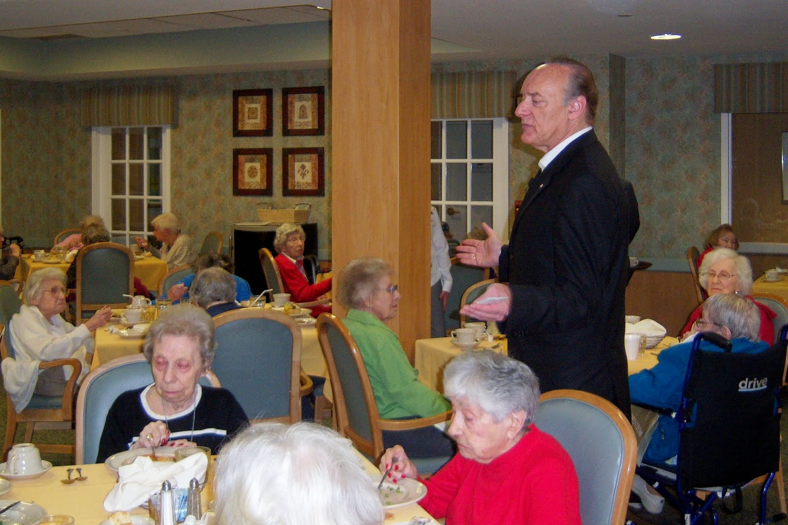 Stone Gardens Beachwood Ohio Stone gardens october 2010 lee fisher the lt governor of ohio and candidate for the u s senate made a campaign stop at stone gardens today he came during lunch and went from workwithnaturefo