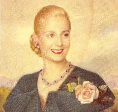 LA DIPUTADA CIGLUITI oriunda de la Ciudad de Garín fue asesora de la Sra.EVA DUARTE DE PERON