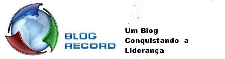 Rede Record o BLOG