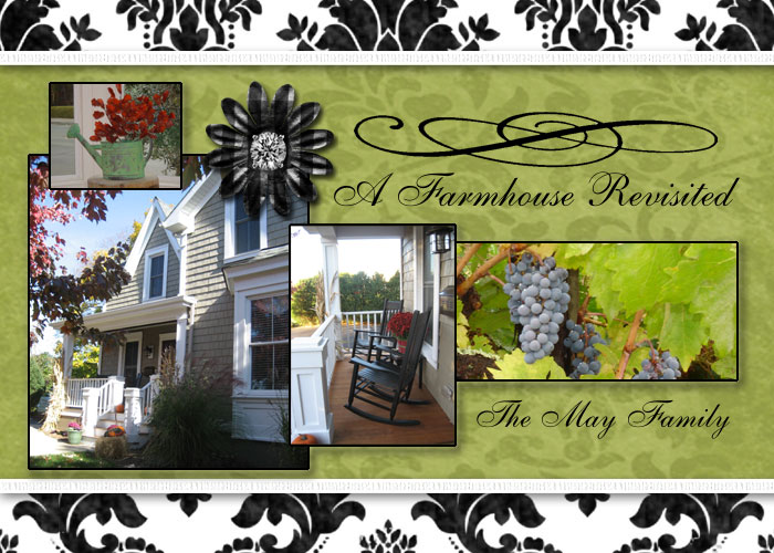 A Farmhouse Revisited: The May Family
