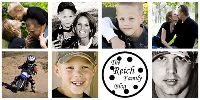 The Reich Family Blog
