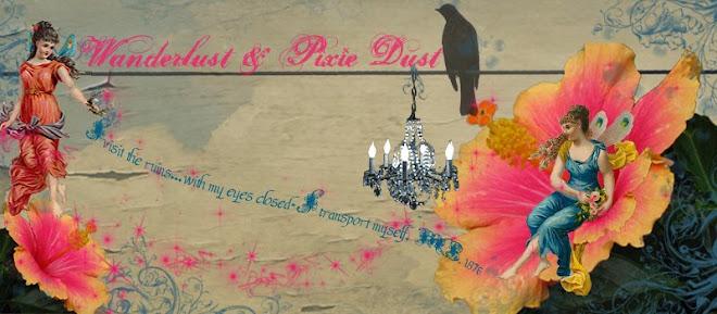 Wanderlust & Pixie Dust Banner