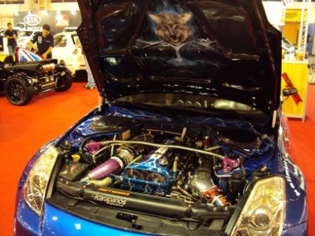 Athens Car Show