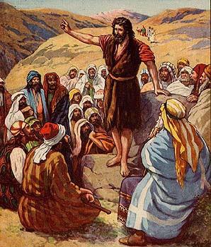 Resultado de imagem para de todos os homens que já nasceram, nenhum é maior do que João Batista