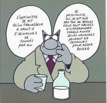 Quelques citations du chat de geluck - Je porte des couches au travail ...