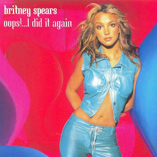 Britney spears oops i did it againe official album 2000