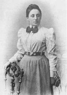 Girl Scientist Magazine: Emmy Noether (