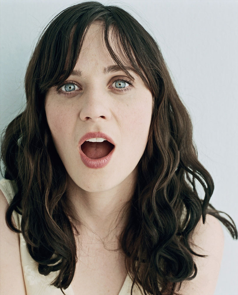 deschanel leaked Zooey