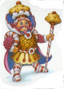 Candyland King Candy Some Casting Predictio...