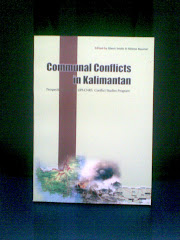 Communal Conflicts in Kalimantan (LIPI-CNRS 2006)