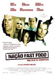 Baixar Filme Nação Fast Food   Uma Rede de Corrupção (Dublado) Gratis