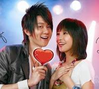 JJ Lin & Kym Jin Sha
