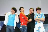Wakin Chau, Andy Lau, Liu Huan, Jackie Chan