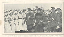 Royal Visit to Fazakerley 1917