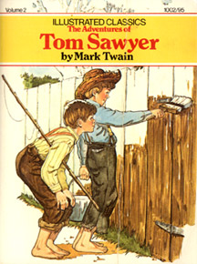 written book report tom sawyer Free sample book report on the adventures of tom sawyer order book report on tom sawyer from our custom writing service.