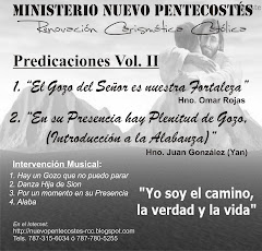 CD Predicaciones Vol. II