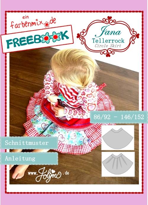 Tellerrock ::: Circle Skirt – Jolijou