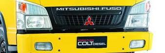 Cabin Mitsubishi FE 71