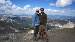 Gray's Peak - 14,270 feet