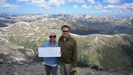 Torrey's Peak - 14,267 feet